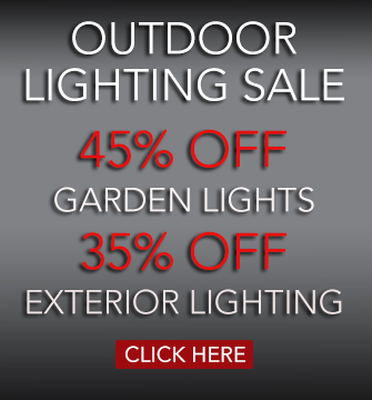 45% off garden lights
