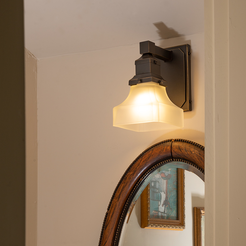 Half Bath Vanity Light