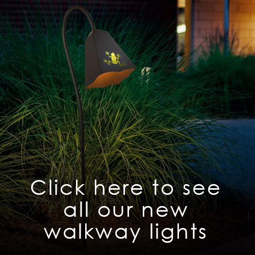 New Walkway Lights