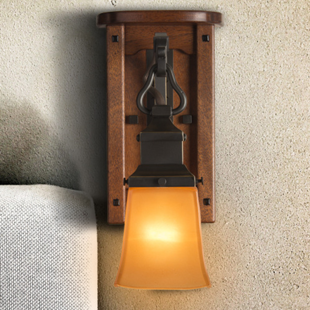 Craftsman lighting handmade in america family owned wall mounts arubaitofo Images