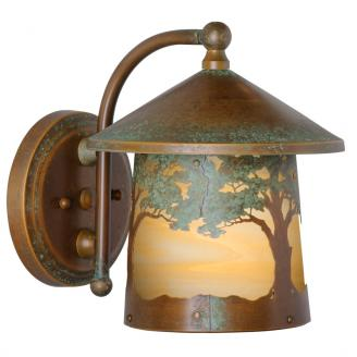 rustic wall lanterns