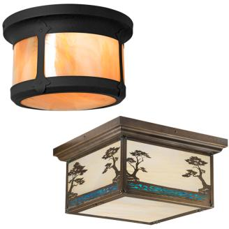 Outdoor Ceiling Lights | Old California Lighting