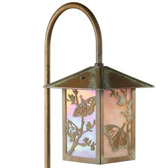 Patina Butterfly Garden Light
