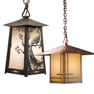 Outdoor Pendant Lighting | Old California Lighting