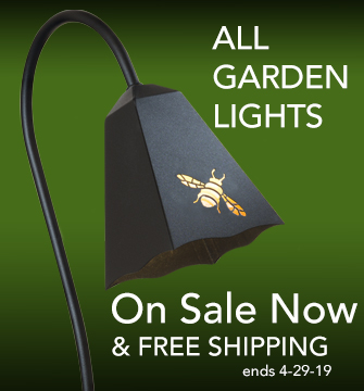 Garden Light Sale
