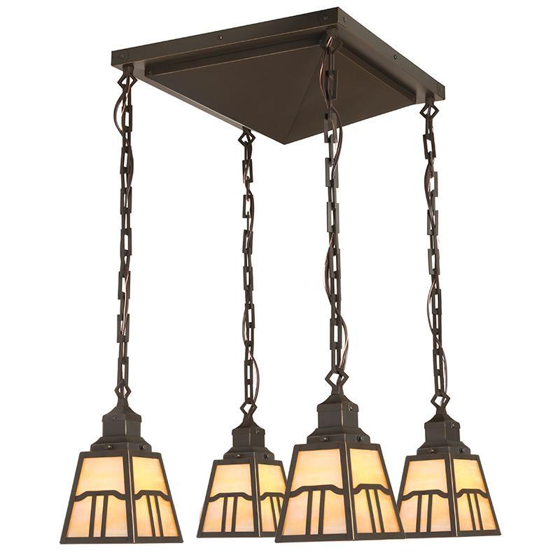 Bellevue (250-44-SN)|Craftsman, Bungalow, Cottage Lighting Fixtures ...