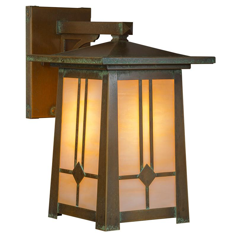 Mission Style Wall Sconce Waverly