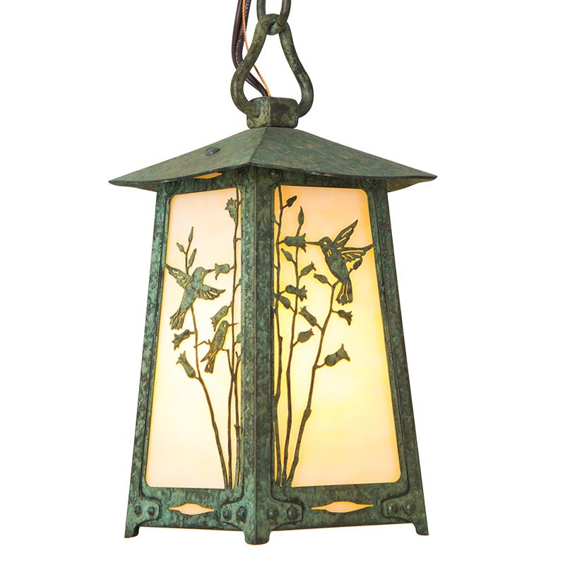 Craftsman Mission Arts And Crafts Style Interior Lighting Old California Lantern Co
