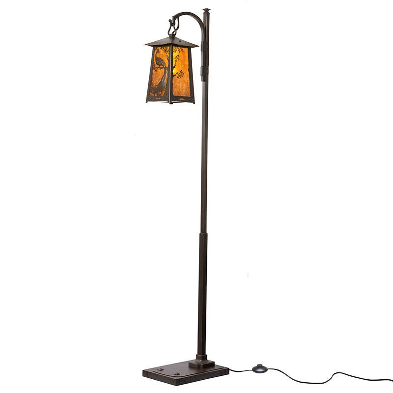 Baldwin Floor Lamp Craftsman Bungalow Cottage Lighting