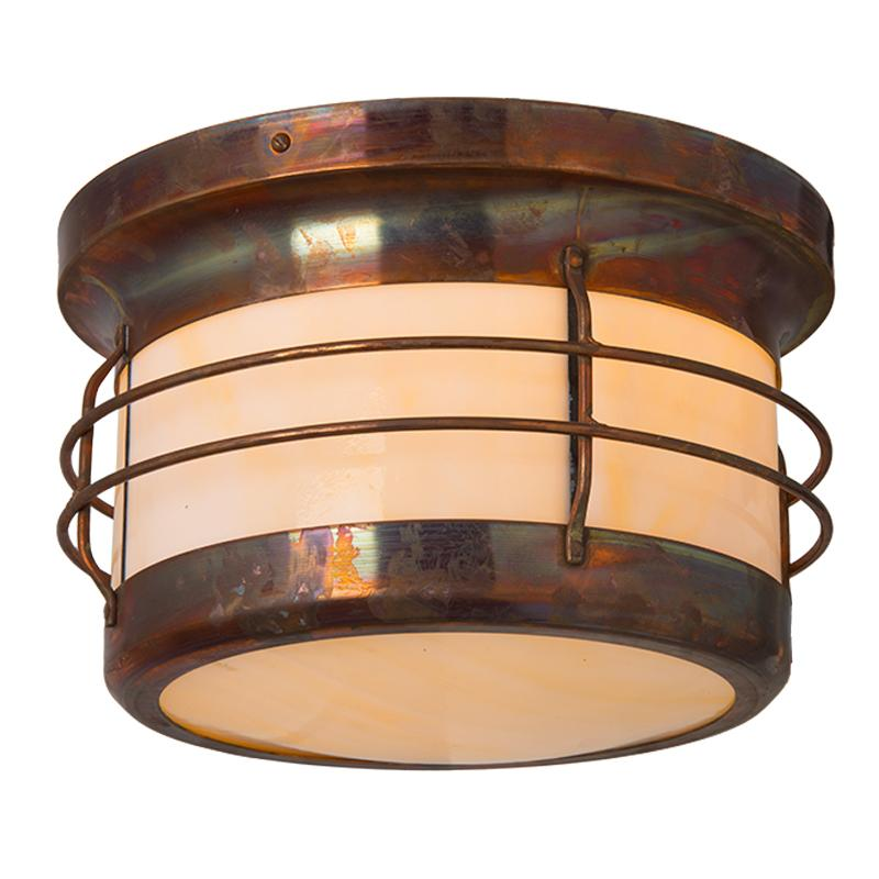 Nautical Ceiling Light Old California